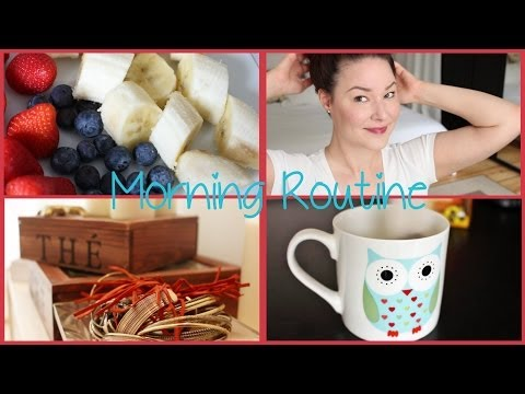 Morning Routine - Casual Work Day!