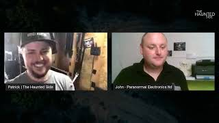 The Haunted Side | Live Stream with Paranormal Electronics Uk
