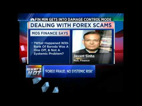 FM Gets Into Damage Control Mode On The Forex Scam