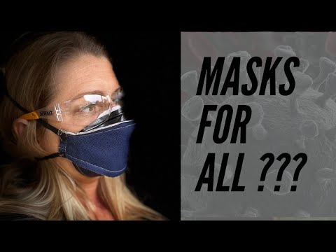 A Surgeon's Perspective on Masks for All