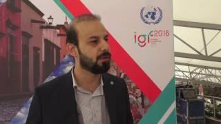 Gambar cover Global IGF 2016: Wais Payab on The Internet's Next Billion