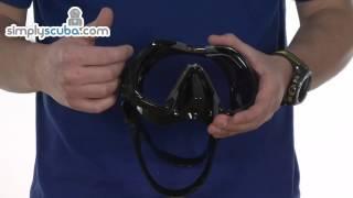 Atomic Venom Arc Mask - www.simplyscuba.com