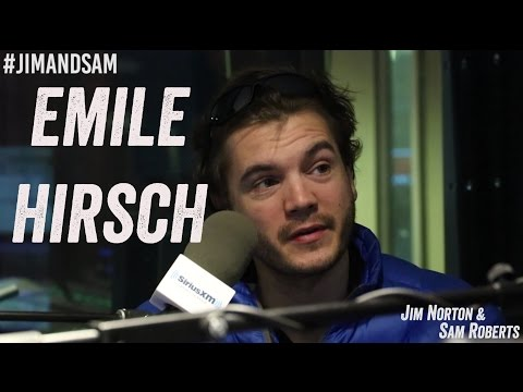 Emile Hirsch  Visiting Morgue, Watching Autopsies, Going to Jail  Jim Norton & Sam Roberts
