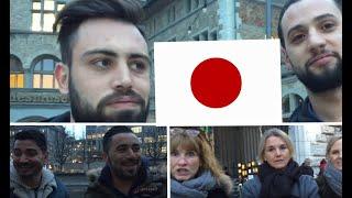 外国人は日本についてどう思っているのかinスイス what Swiss people think about Japan