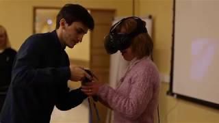 Обучение соц. работников в VR