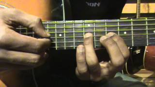 Baarish Yaariyan Guitar tabs tutorial by Likhith Kurba