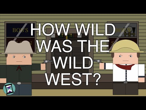 How 'Wild' Was The Wild West (Short Animated Documentary)