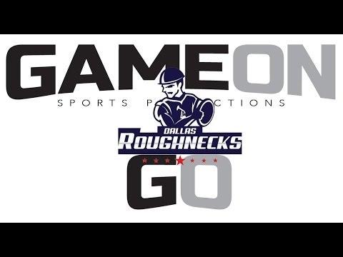 7-23-16 Dallas Roughnecks vs Atlanta Hustle