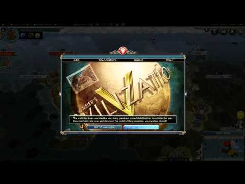 Civilization V Gods and Kings Time Victory