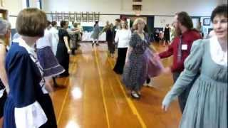 Emperor of the Moon - English Country Dance