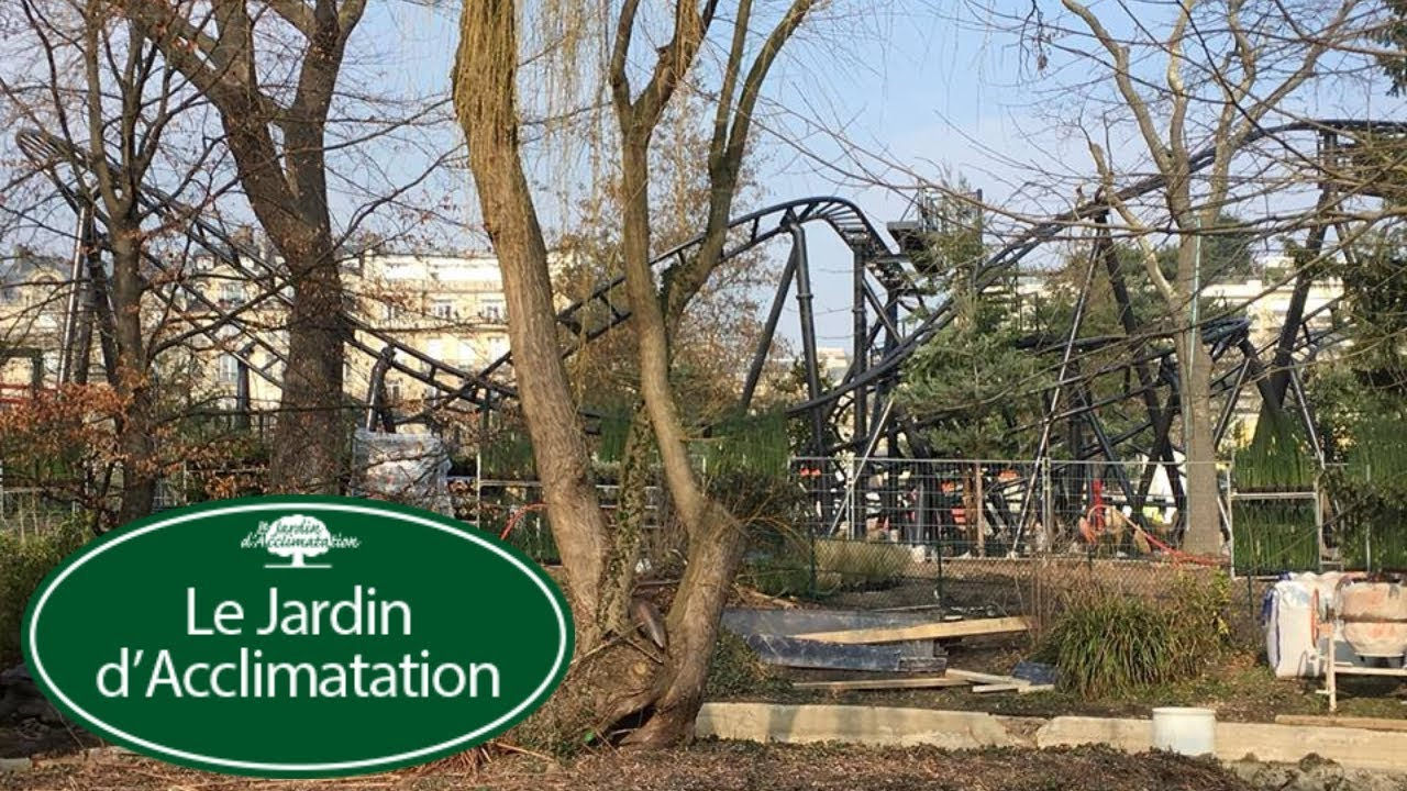 jardin dacclimatation vlog february 2018 - Jardin D Acclimatation Paris