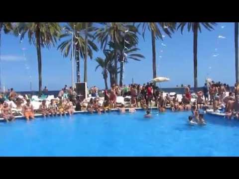 Ibiza Jet Pool Party Aug. 2016