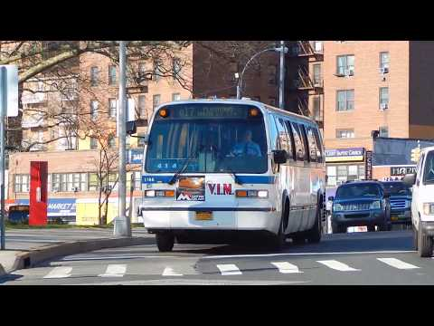 MTA (New York) & NICE (Nassau County): Bus Observations (September 2015) - Part 2/5