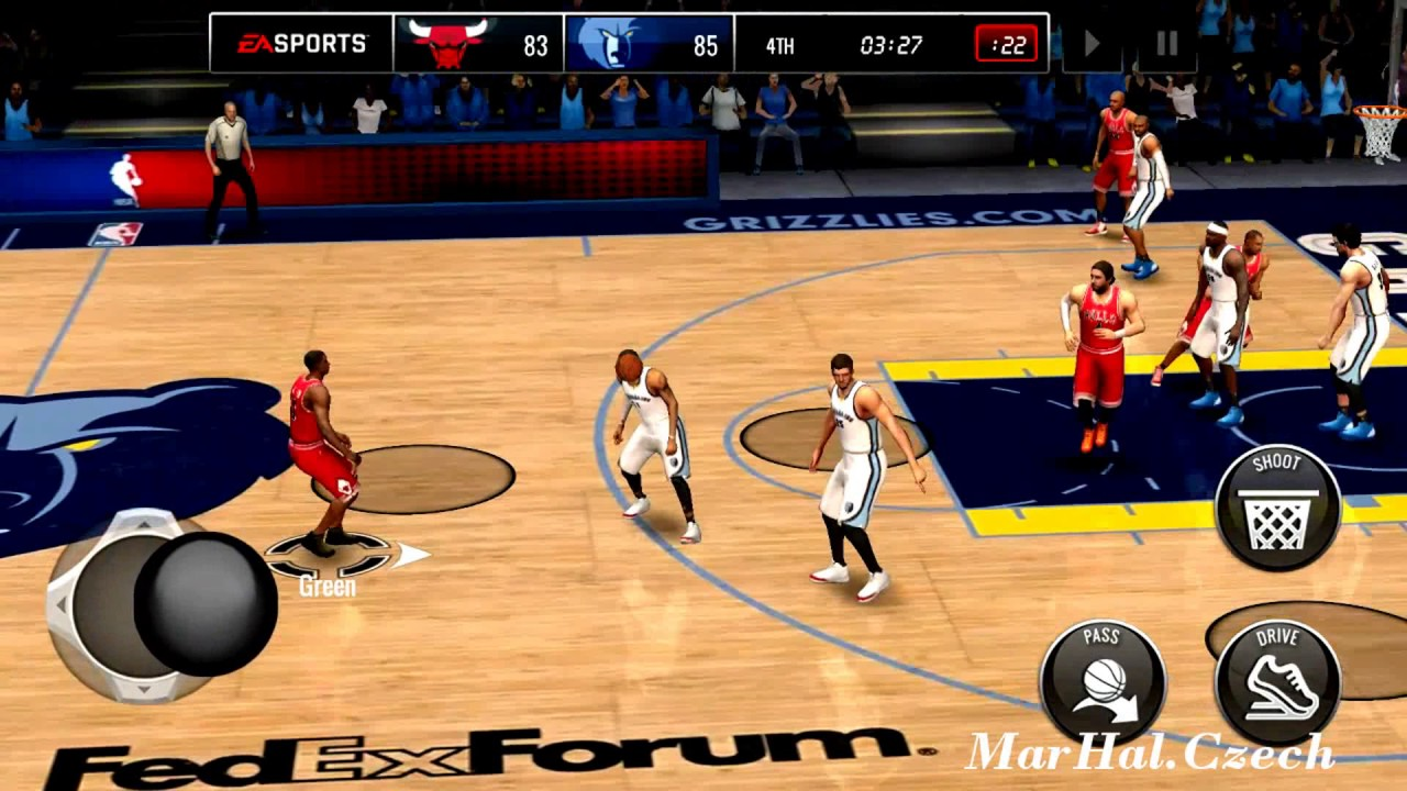 f82f0ecef NBA LIVE Mobile Basketball - YouTube