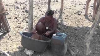 Ontmoeting met de Himba's