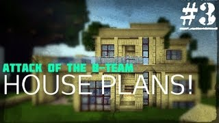 Minecraft :: House Plans! :: Attack of the B-Team E3
