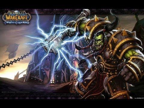 World of Warcraft - Побег из Дарнхольда (Пещеры Времени)