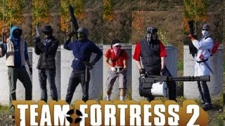 Team Fortress 2 in Real Life [Trailer]