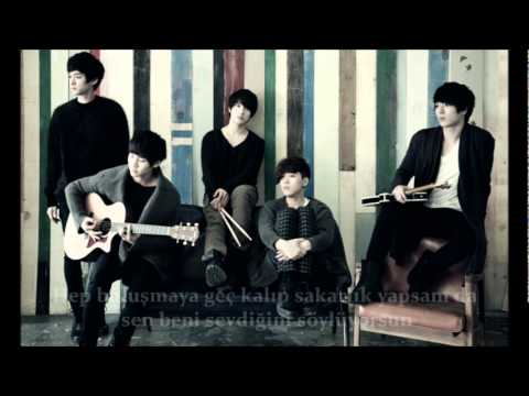 [Turkish Sub.] Ft Island- I'm A Foolish Person