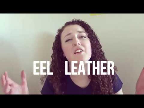 Eel Leather