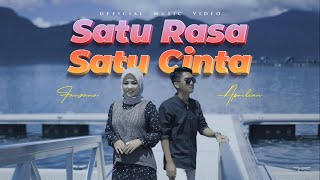 Download lagu Fauzana & Aprilian - Satu Rasa Satu Cinta [ Official Music Video ]