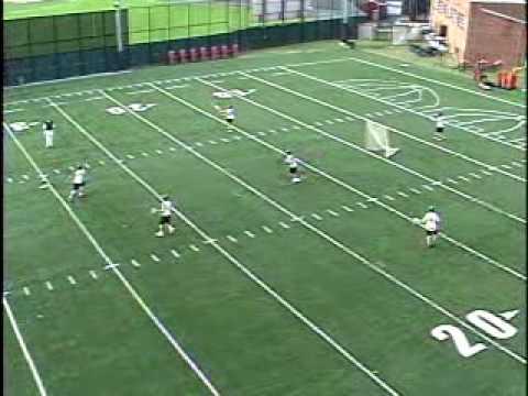 David Cottle:  1-4-1 & 2-3-1 Adjustable Zone Offense