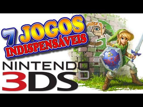 Nintendo 3DS - 7 Jogos Indispensáveis
