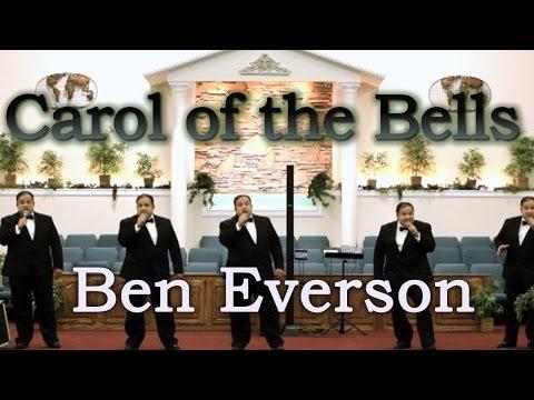 Ben Everson - Carol of the Bells - A Cappella