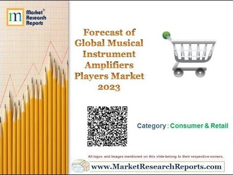 Forecast of Global Musical Instrument Amplifiers Players Market 2023