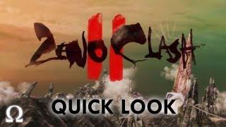 """Ohm's """"Zeno Clash 2"""" Quick Look - PC / Steam / 360 / PS3"""