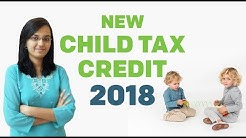 Child Tax Credit 2018 - Explained