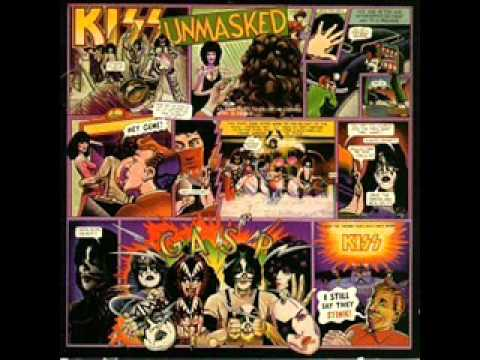Kiss - Unmasked (1980) - Easy As It Seems