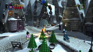 LEGO Harry Potter Years 1-4 - DS | PC | PS3 | PSP | Wii | Xbox 360 - Hogsmeade video game trailer HD
