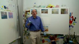 Preview | Painting Skies Workshop, Part 2: Turner Cloud Study with David Dunlop