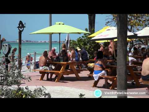 "St. Petersburg / Clearwater, Florida ""Beaches"" - travel destination video"