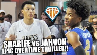 SHARIFE COOPER vs JAHVON QUINERLY EPIC OVERTIME THRILLER!! | Ends with CRAZY Game Winner