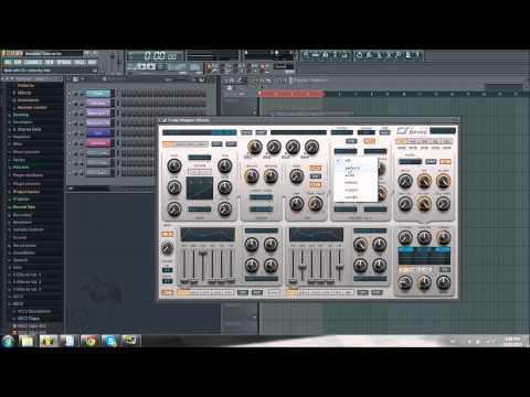 Simple Trance Bassline - FL Studio Tutorial + FREE FLP