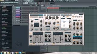 Simple Trance Bassline - FL Studio Tutorial + FREE FLP