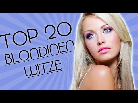 DIE LUSTIGSTEN BLONDINEN-WITZE !!! :D (Top 20!)