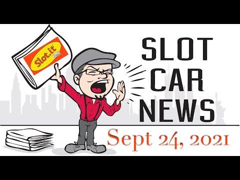 Carrera, Predator Motor, and TONS of Slot It