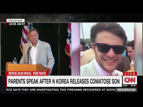 Father of Comatose North Korean Prisoner Says Obama Admin's 'Results Speak for Themselves'