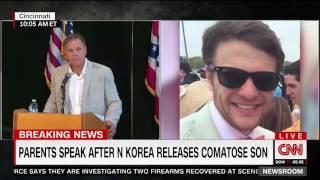 Father of Comatose North Korean Prisoner Says Obama Admin's 'Results Speak for Themselves'