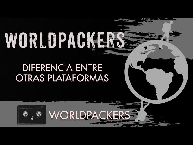 Diferencia entre Worldpackers y otras plataformas - Worldpackers en Español