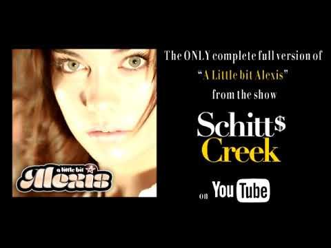 Alexis Rose (Annie Murphy) - A Little Bit Alexis (full) - Schitts Creek