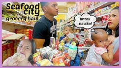 Grocery Haul. Seafood City. Filipino store. Filipino food | Filipino Abroad