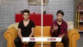 17 pyetje për Endrin dhe Florianin