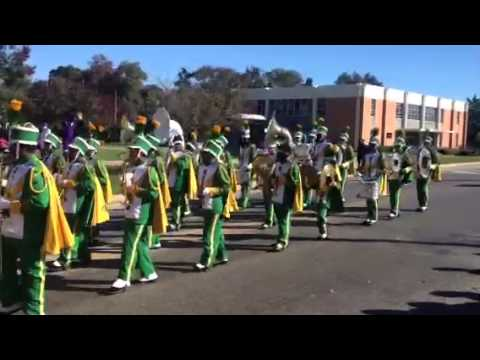 Wiley College homecoming Parade 2013