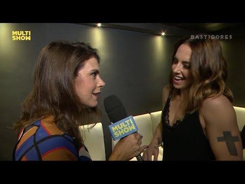 Melanie C - Bastidores Multishow (July 15th, 2017)