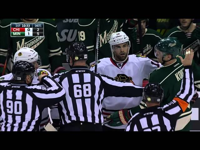 e4cb7bd76ae Duncan Keith Suspended 6 Games by NHL  Comments and Reaction ...