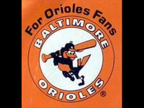 Bill O Donnell   Doug Decinces Homerun June 22, 1979...The Birth of Orioles Magic